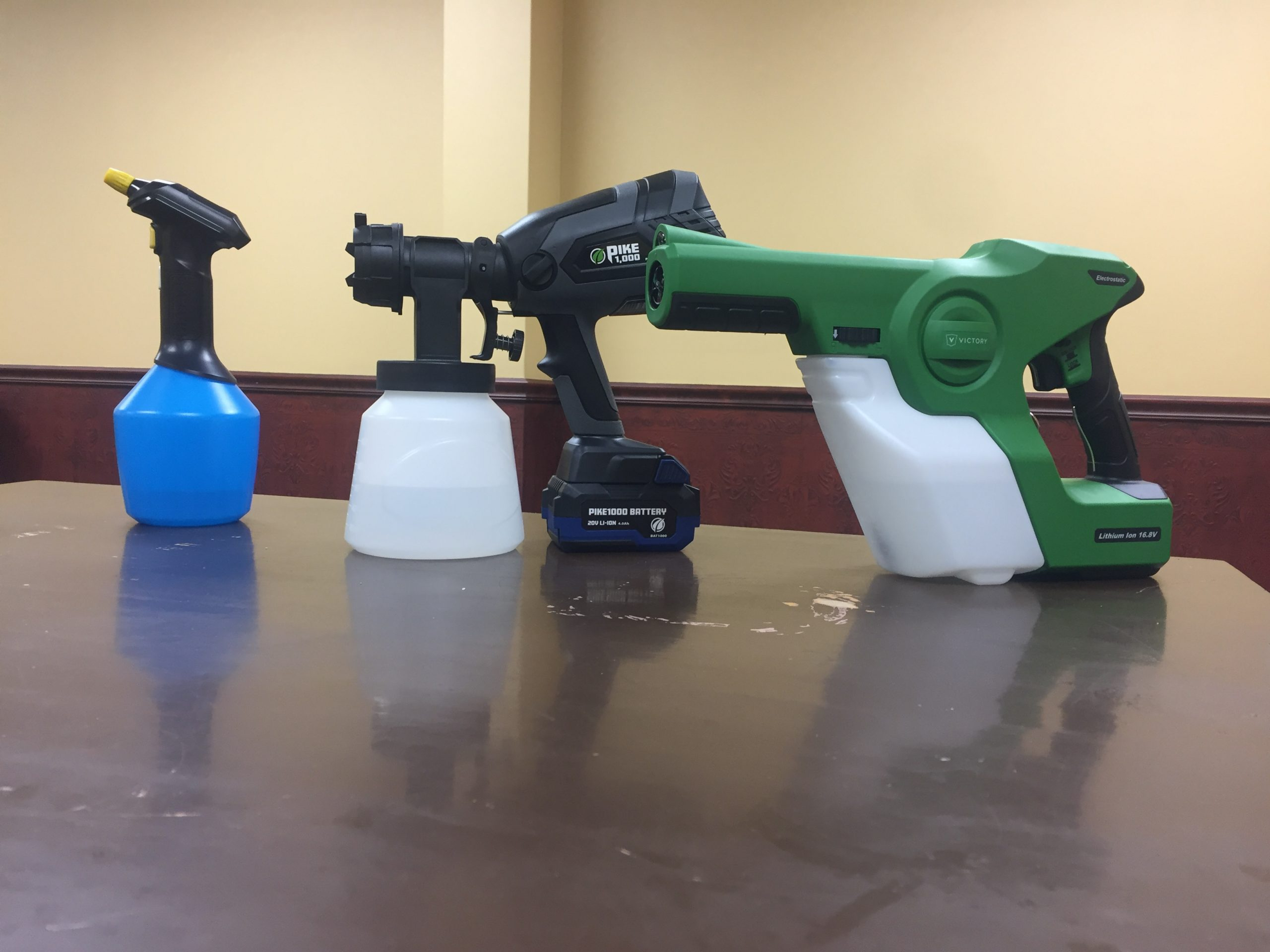 Which Sprayer is Right for you?